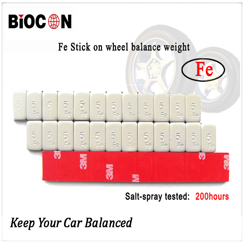 Fe stick on Wheel Balance Weight,adhesive wheel balance weight,auto parts