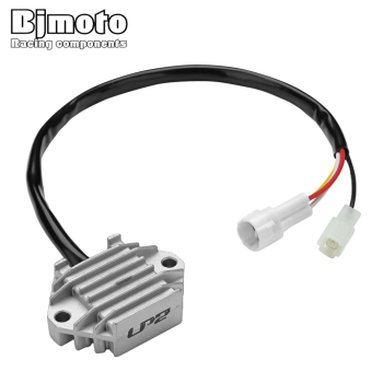 BJMOTO Motorcycle 5TJ-81960-02-00 regulator rectifier For Yamaha WR450F WR250F 2003 2004 2005 2006