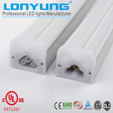 LED neon tube Parking lot SMD2835 8w-60w t5 integrated led light tube fittings