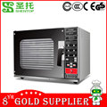 Shentop STPP-TC03 Microcomputer Control steam halogen replacement bulb electric convection oven