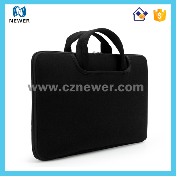 Neoprene Laptop Sleeve Bag Carrying Case with Handle