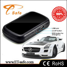 New Arrival Mini Car GPS Tracker Device with backup battery /vehicle tracking system