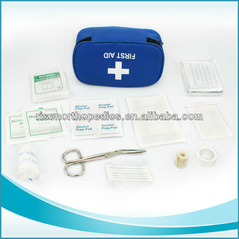 OEM air ambulance first aid kit ISO CE FDA Factory