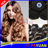 Top grade 7a hair salon beauty hair products Brazilian body loose wave hair outlet 2013 best selling products in america