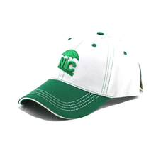 Wholesale Custom Male Caps Unstructured Baseball Cap 3D Embroidery Logo Hats With Sandwich Brim