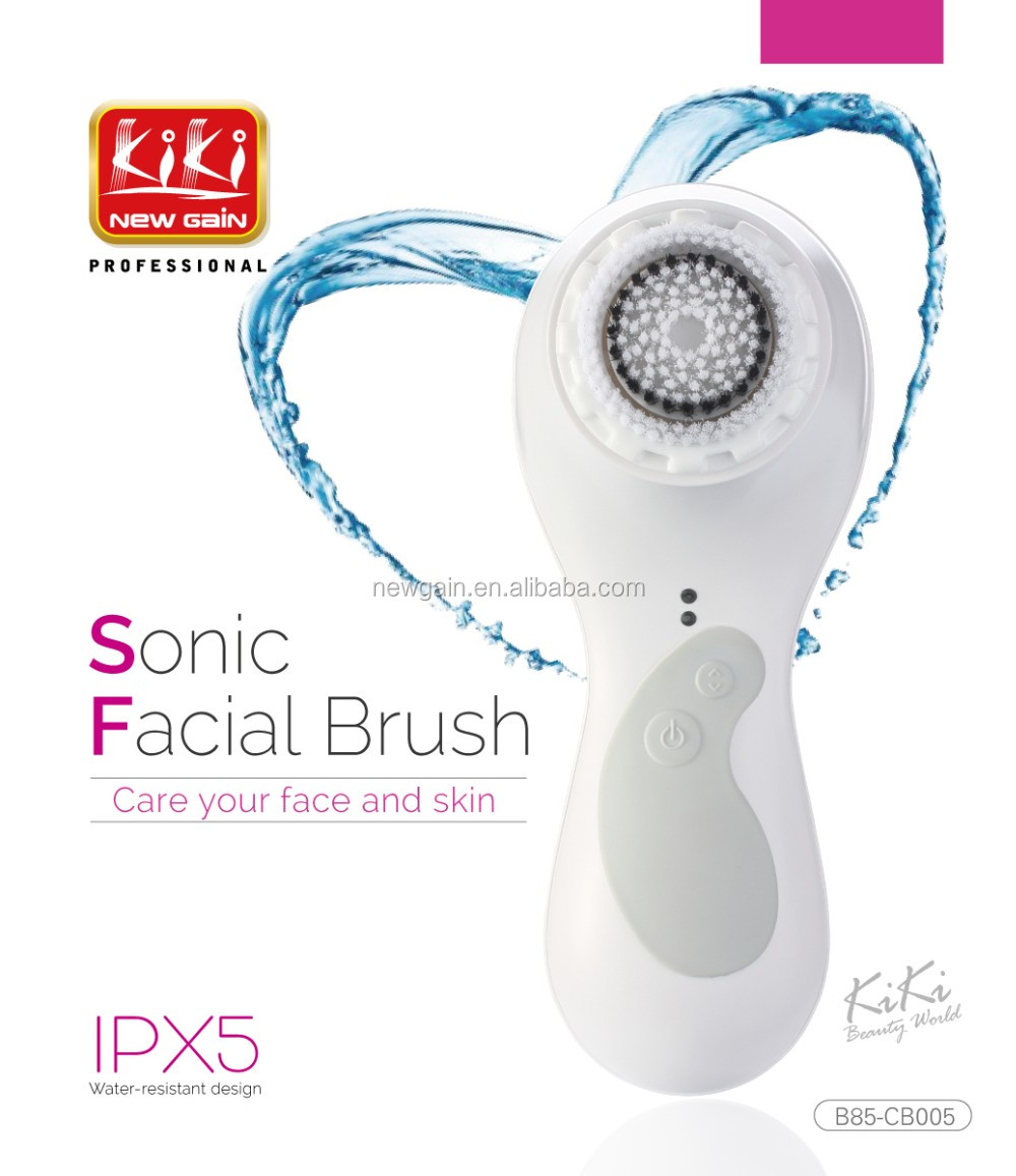 Sonic cleansing brush.Beauty Care.Beauty Salon Equipment. Sonic facial brush