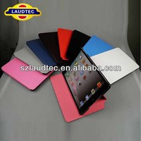for iPad Mini Folded Stand PU Case,Case for iPad Mini Original