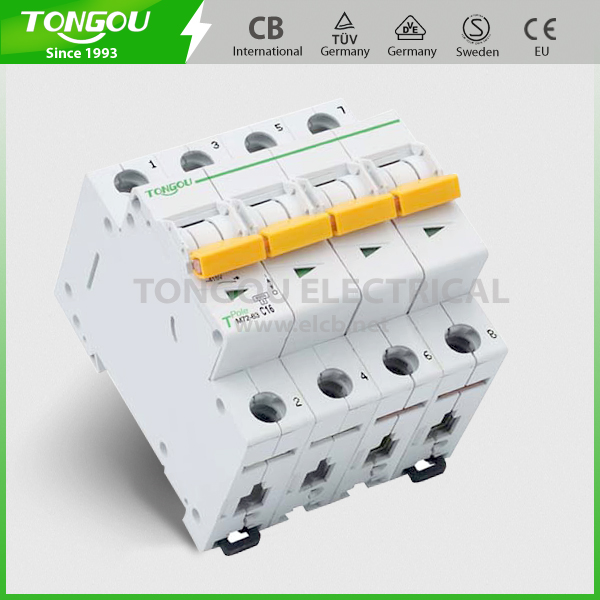 L7 mini circuit breaker electric breaker