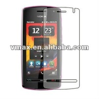 Newest ! A+ quality anti-glare/matte screen protector for Nokia 600 cindy