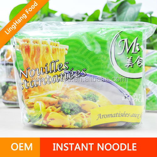 Chicken Ramen Japanese Instant Noodle Family set 5 meals pack