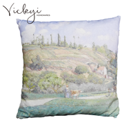 Vickyi Cheap Wholesale Custom Excellent Quality Outdoor Seat Cushion Cover Pillows