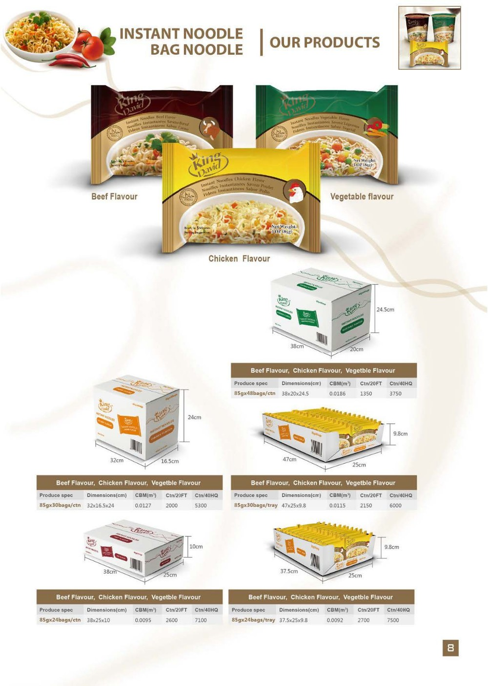OEM Cup Packaging and Noodles Product Type instant noodle from factory