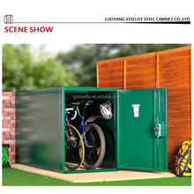 Luoyang steelite school Bike Shed Waterproof Storage/Bicycle Storage Cabinet