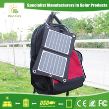 Fashion practical strong frame 120w folding solar panel kit