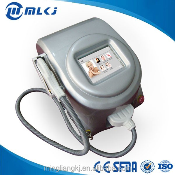 CE Approved newest professional mini portable IPL hair removal electrolysis machine
