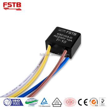 FSTB Temperature Cutoff Switch Thermal Protector Bimetal Thermostat for refrigerator