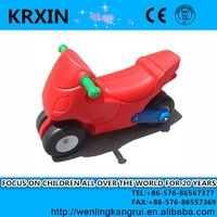PP type and motorcycle type children ride on toy