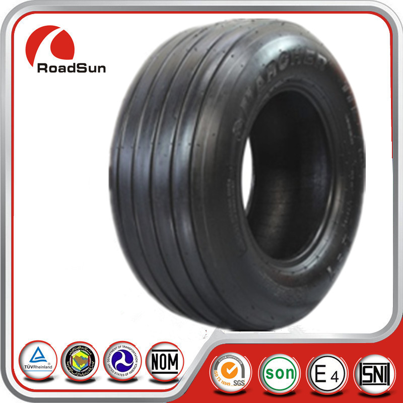 high quality R1 F-2 farm agriculture tyre and tractor tire 11L-16 with warranty on Implement machine