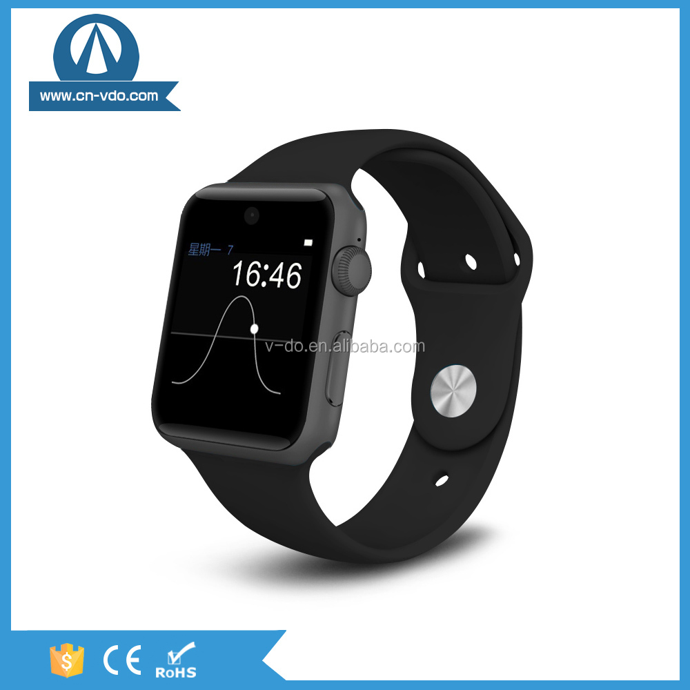 2016 new design fashion girls watch smart linked to phone