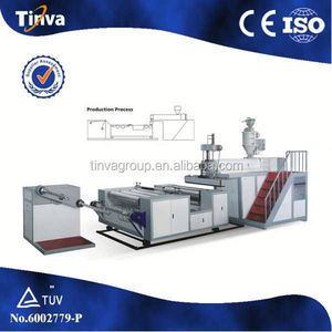 Fully Automatic Multilayer Aluminum Foil Air Bubble Film Machine Manufacturers