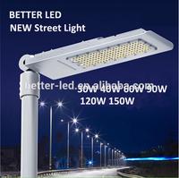 Energy Saving Outdoor led street light 90W solar led street light