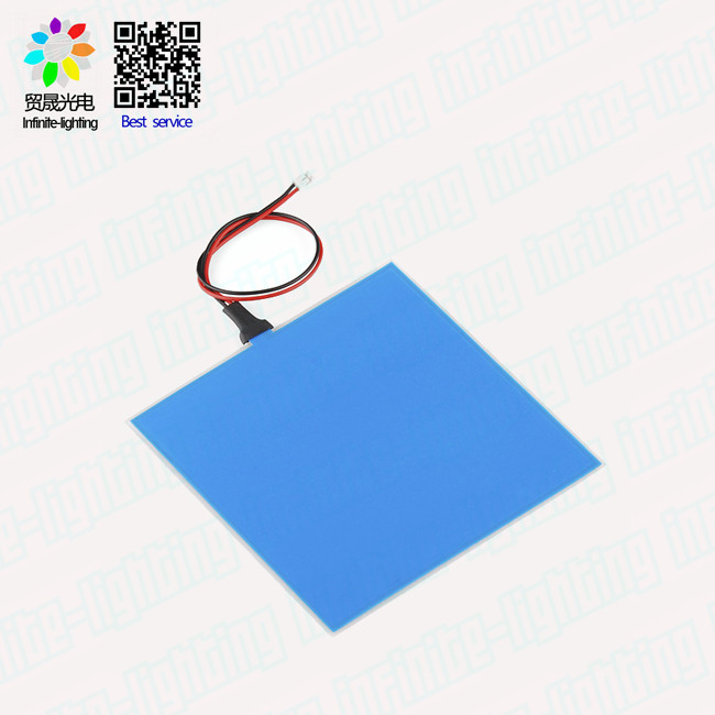 Hot-selling light paper / flexible and blue el backlight