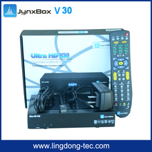 New Digital satellite receiver Jynxbox ultra hd v30 with jb200,ifi antenn and full hd 1080p for North America