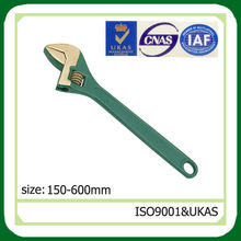 adjustable ring spanner,spark proof adjustable spanner