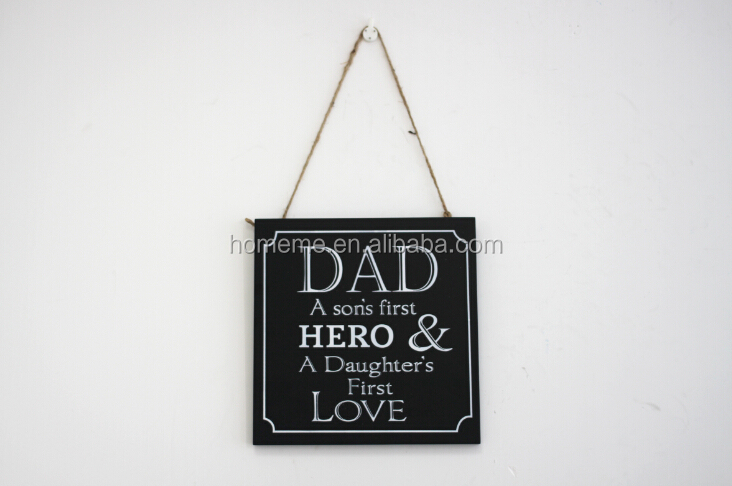 wood picture photo frame wall hanging home decoration