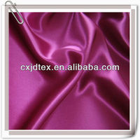 100% Polyester pongee fabric with P/D for garment