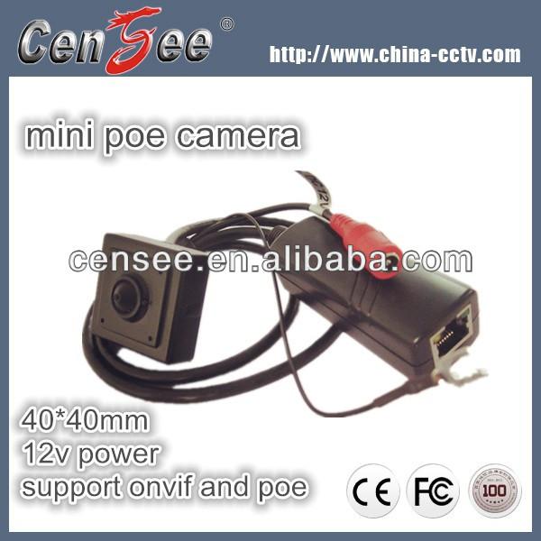 1.3MP Support Onvif POE Furniture Cam Bolts