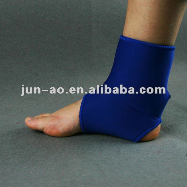 3mm SCR+Nylon fabric neoprene ankle protector