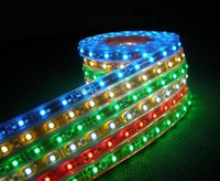 Led wholesale 2014 Shenzhen 110&120&220&240V waterproof IP67 smd5050 660nm led strip