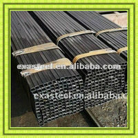ERW black square steel scaffolding pipe weights