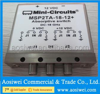 new radio frequency switch MSP2TA-18-12