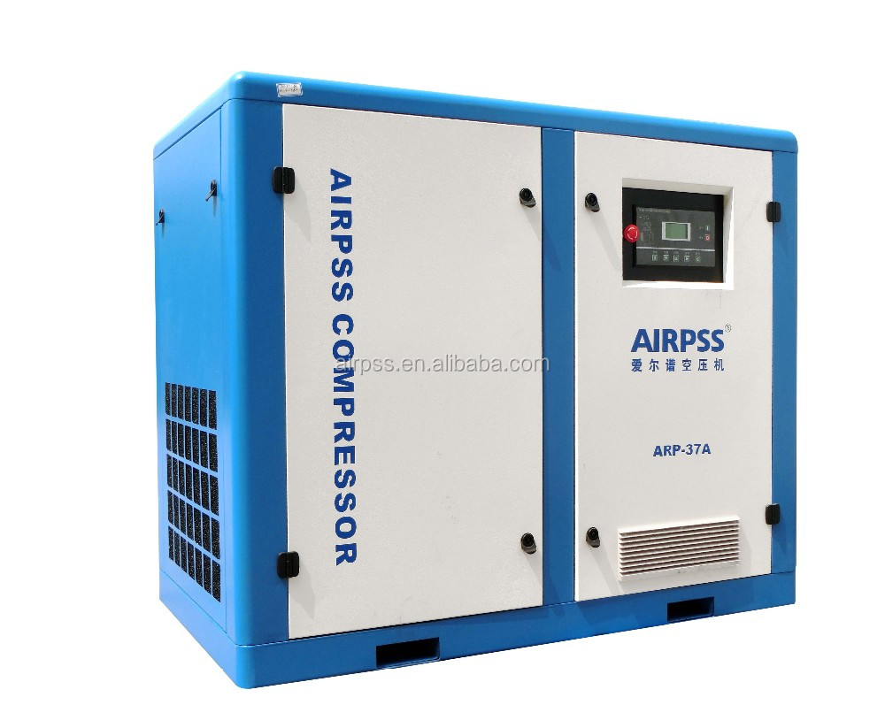 100hp High-temperature Protection Rotary Screw Air Compressor