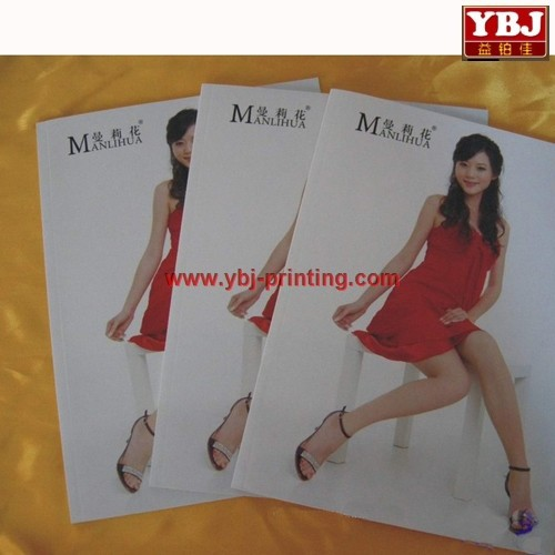 cheap price good quality softcover china clothing catalog