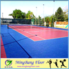 High Quality Portable/Removable High Strength Manufacturer Direct Sale pp Interlocking Sports Flooring Outdoor For Badminton