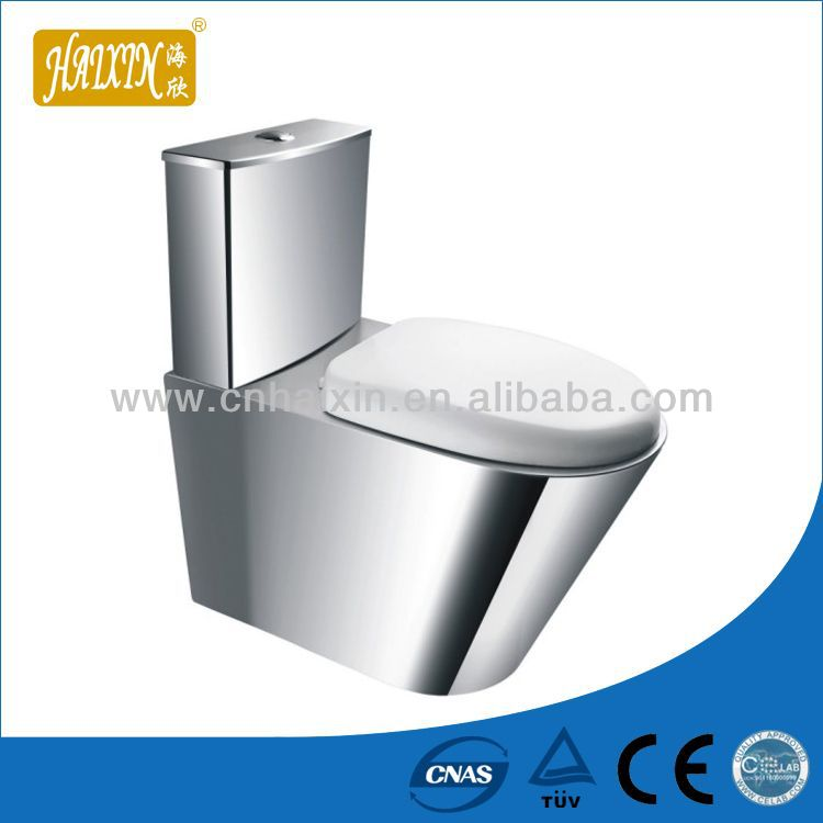 Popular Stainless Steel Combination Toilet P-Trap