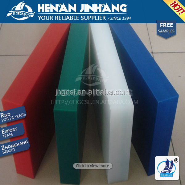 high quality natural color ptfe teflon sheet manufacture