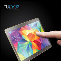 Original tempered glass screen for Samsung Galaxy Tab S 10.5 Factory price