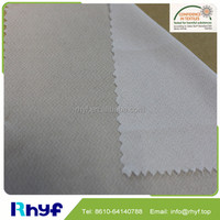 50D high elastic knit woven fusing interlining fabric