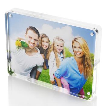 Acrylic 5x7 Waterproof Picture Frame with Magnetic