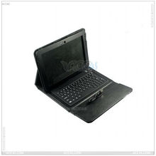 acc4s high quality cheap scratchproof Bluetooth keyboard leather case for SAMSUNG Galaxy Note 10.1/ N8000