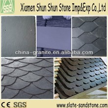 Different color high quality cheap price slate roofing tiles