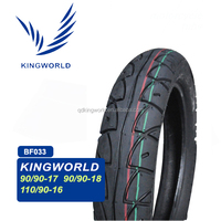 Motorcycle Tyre Size 90/90-17 300-18 50/80-17 50/100-17 40/90-17 80/80-17 110/90-16