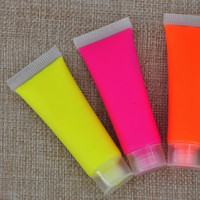UV Glow Neon Face and Body Paint Flourescent Body Face Use and Paint Type Body Face Paint