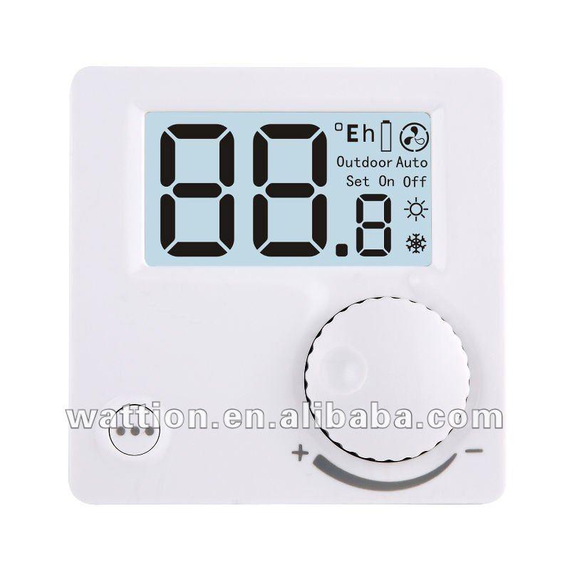 Termostato de ambiente instrumentos de temperatura - Termostato de ambiente ...