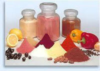 Synthetic food Colors