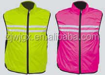 WINKI Competetive High Visibility Reflective Winter Safety Vest